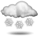 Weather forecast for today: heavy snowfall