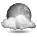 Weather forecast for today: partly clear