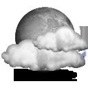 Wettervorhersage für Heute: überwiegend bewölkt
